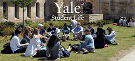 Yale Student Life Website
